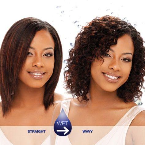 Shake N Go Milky Way Que 100% Human Hair Yaky Weave