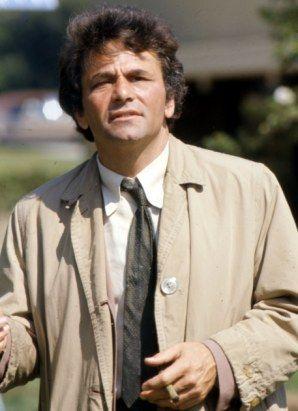 columbo tv series | Columbo TV series starring Peter Falk