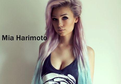 Mia Harimoto