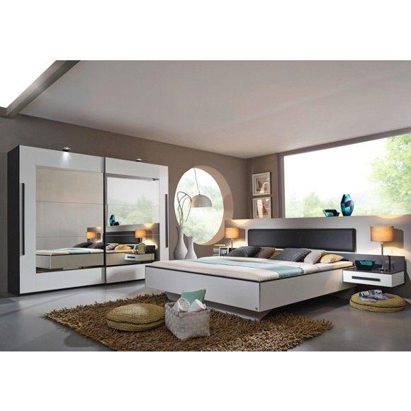 Fresh In diesem Schlafzimmer von XORA erleben Sie Entspannung pur Die M bel aus Flachpressplatte beeindrucken mit