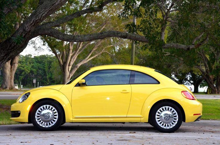 volkwagon-yellow-car-1119992_1920