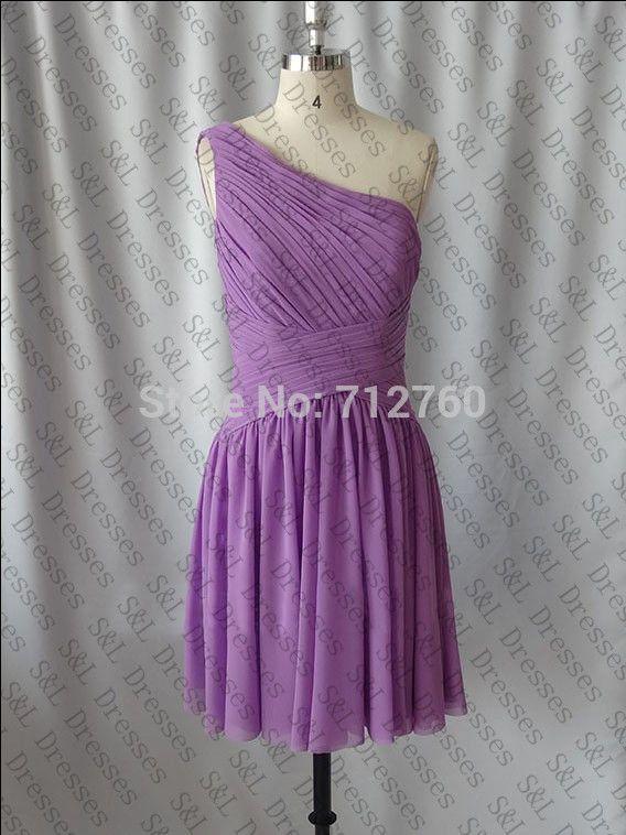 One Shoulder Prom Dresses Under 100