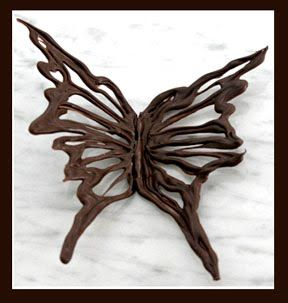The Chocolate Addict's Chocolate Decorating Blog-a-roo