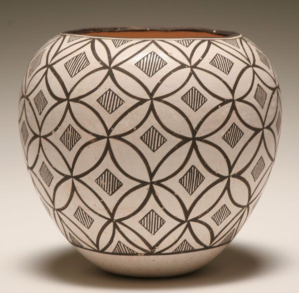 Find This Pin And More On Native American Pottery Baskets