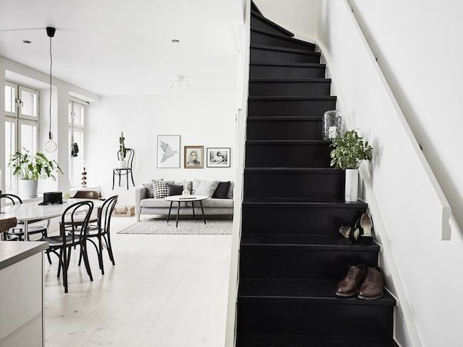 56 best stairs images on pinterest ladders stairs and - Decoracion moderna de interiores ...