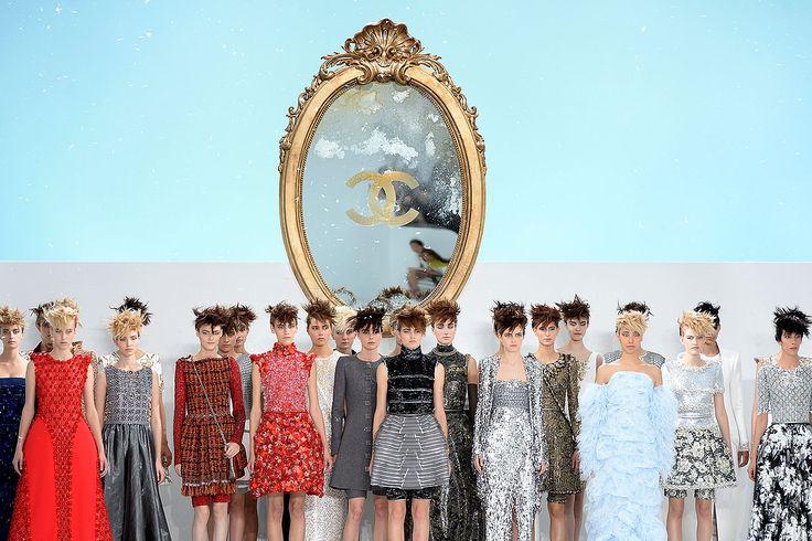 Chanel Alta Costura Otoño 2014