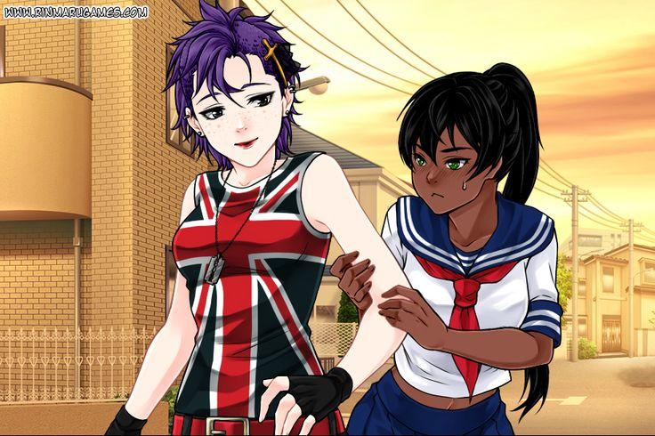 Manga Creator: School Days page.18 Screen shot 2
