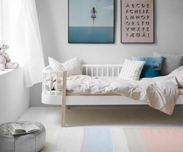 10 ιδέες για ένα διαφορετικό κοριτσίστικο δωμάτιο
