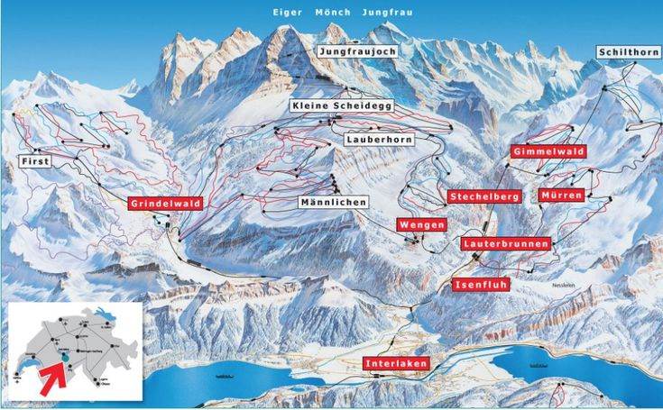 onde fica lauterbrunnen suiça