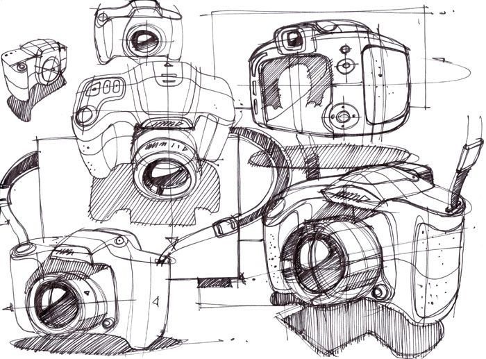 Sketch-A-Day: Daily Sketches from Industrial Designer, Spencer Nugent - Page 375