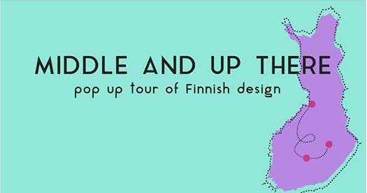 Lasituvan Miniatyyrit - Lasitupa Miniatures: Design Pop Up ♥ Kuopio