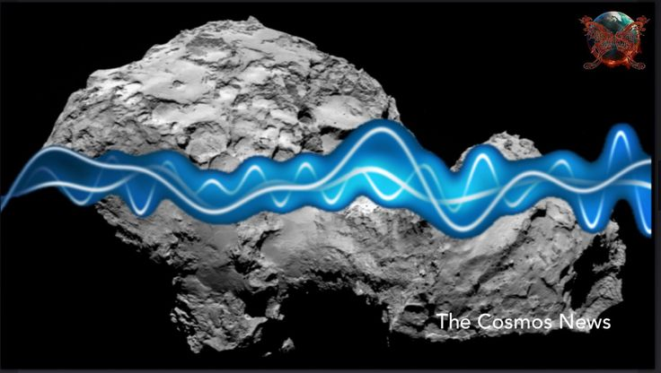 Have you heard the Comet's song yet?! Strange! And interesting! Comet 67P Sings a Mysterious Song caught by Rosetta Spacecraft