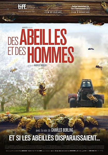 Des Abeilles et des Hommes - magnifique documentaire
