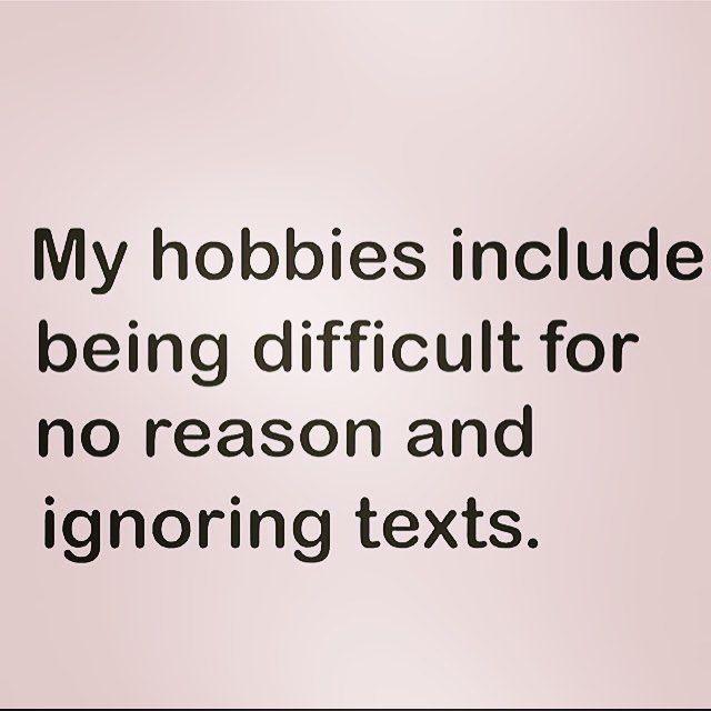 Yep, minus ignoring texts