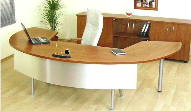 Beautiful Circular Desk Home Office