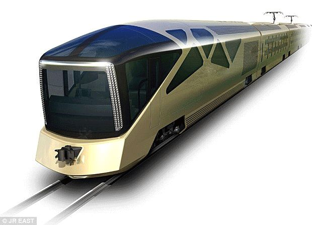 Just think of situation that what will be the outcome when a #super car's #designer will #design a #train?
