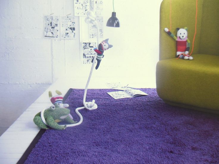 Inspirational TOSH Teppich objectcarpet in pflaume lila violett Color purple abgepassterteppich design Teppichboden oder Auslegeware nicht nur passend f rs