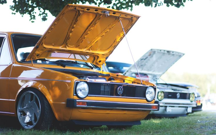 17 Best Images About Volkswagen Golf Mk1 On Pinterest