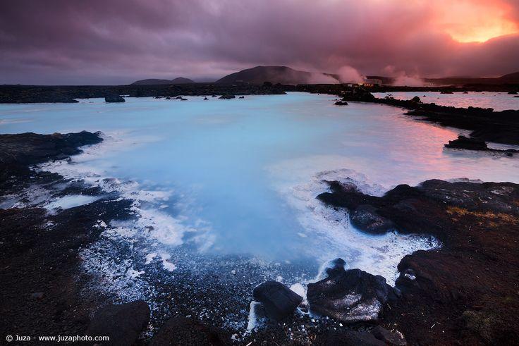 Blue Lagoon, Islanda - Foto scattata con α7S  Sito Web: www.juzaphoto.com