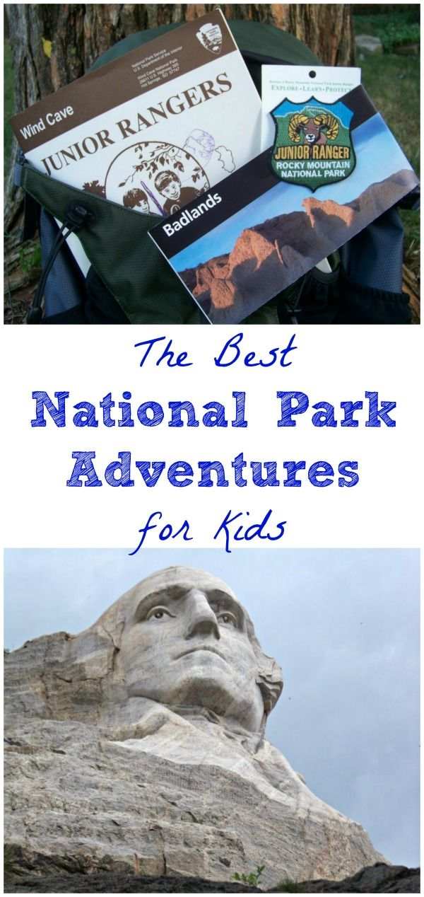 Tips on Junior Ranger programs at National Parks | FREE Homeschool learning | field trips | Outdoor activities for kids