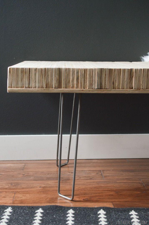 25 beste idee n over multiplex tafel op pinterest multiplex kantoortafel en multiplex meubelen - Tafel klik clac huis van de wereld ...
