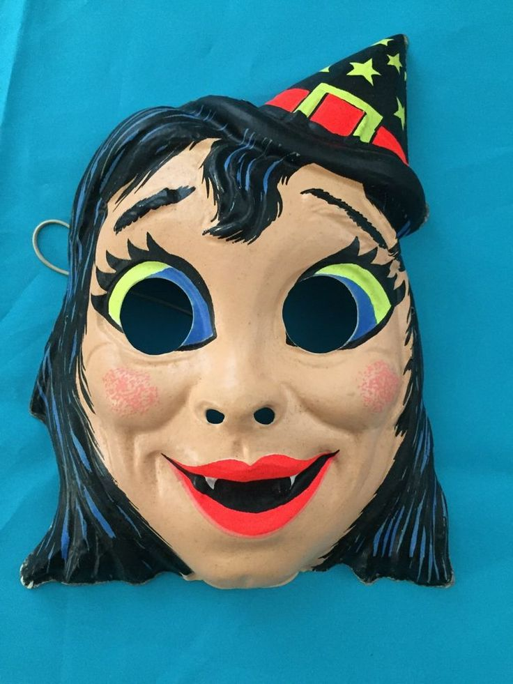 17 best images about halloween masks on pinterest