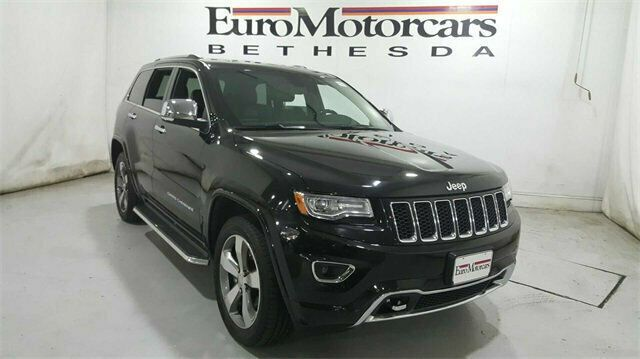 Ebay Advertisement 2014 Jeep Grand Cherokee 4wd 4dr Overland Jeep