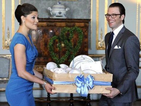 Victoria Schweden Hochzeit - Auch das gehört zum Besten :-)
