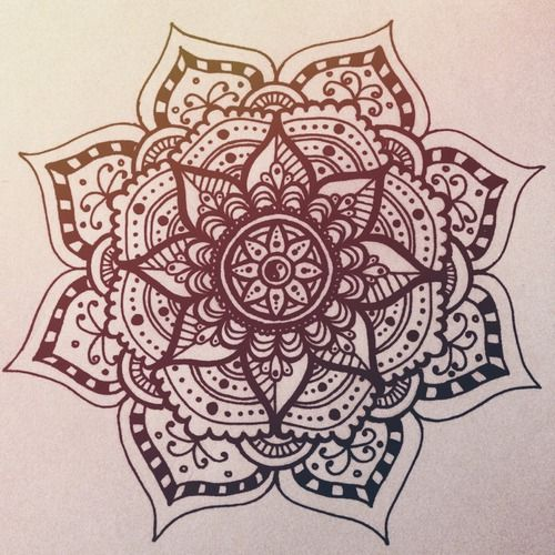 Group of: Mandala lotus tattoo - Recherche Google | We Heart It