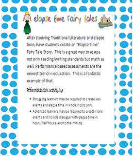 elapsed time fairy tales-free