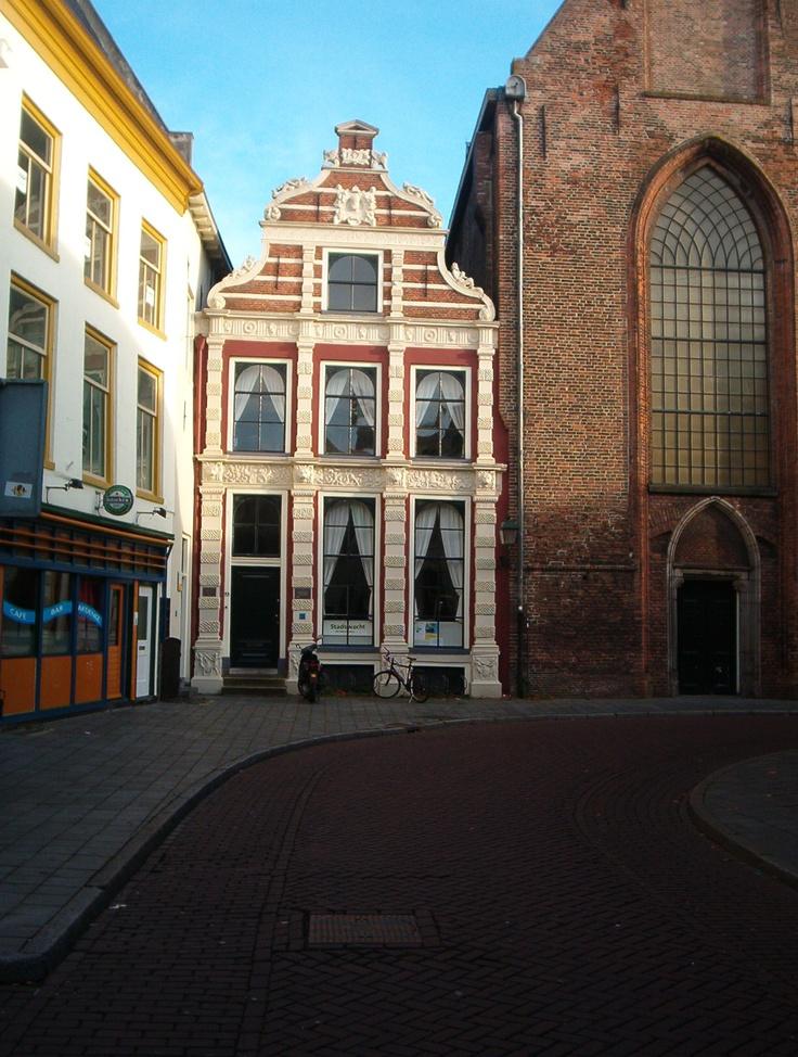 Hof van Ittersum, Karel-V Huis, Zwolle