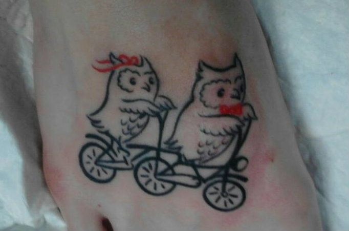 done by Tina at Ritual Arts Tattoo & Body Piercing, Portland, OR