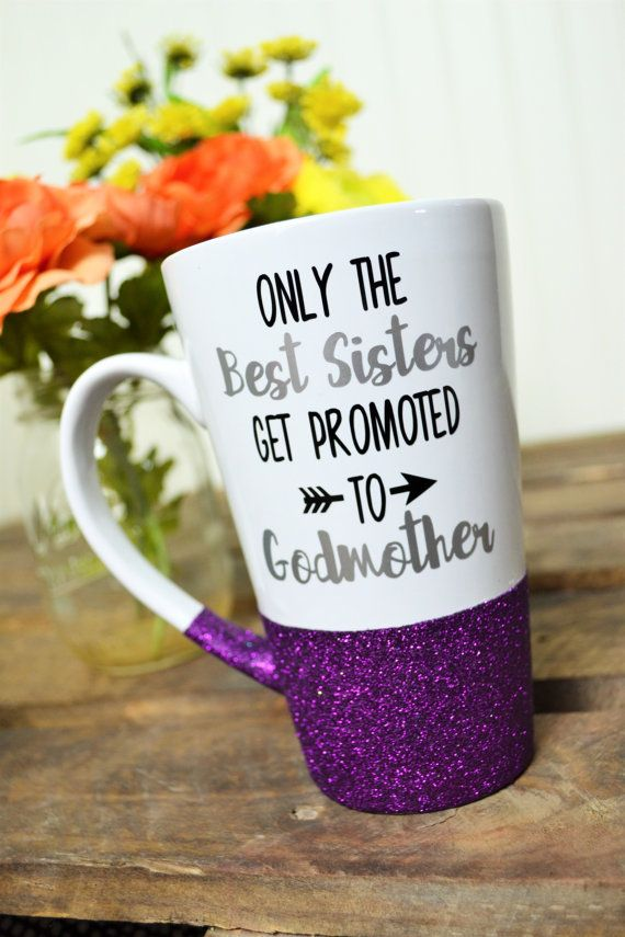 Hey, I found this really awesome Etsy listing at https://www.etsy.com/listing/482377967/godmother-gift-for-sister-godmother