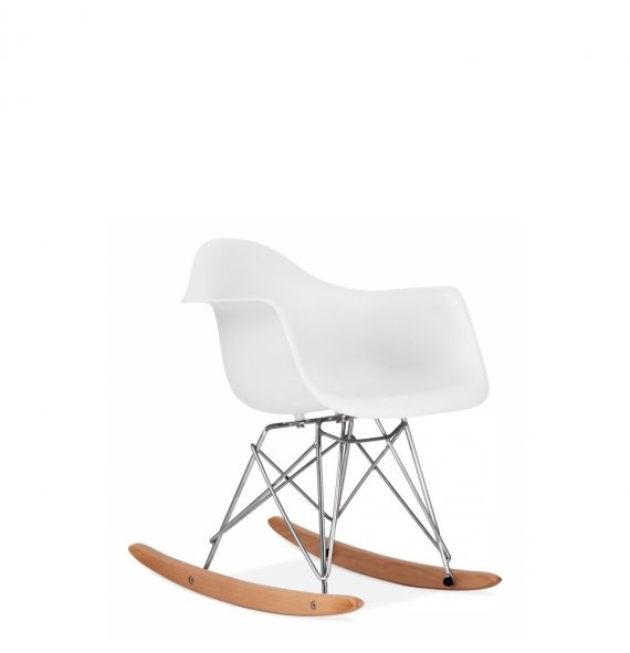 rocking chair rar enfant blanc - Fauteuil Scandinave Enfant