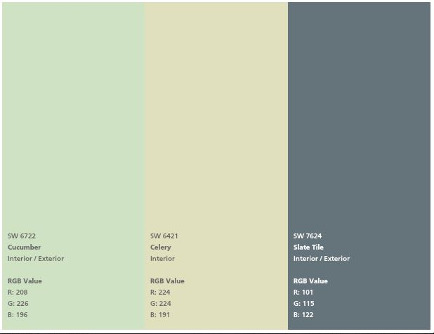 Image Result For Sherwin Williams Celery Sherwin Williams Paint Colors Sherwin Williams Blue Gray Bedroom