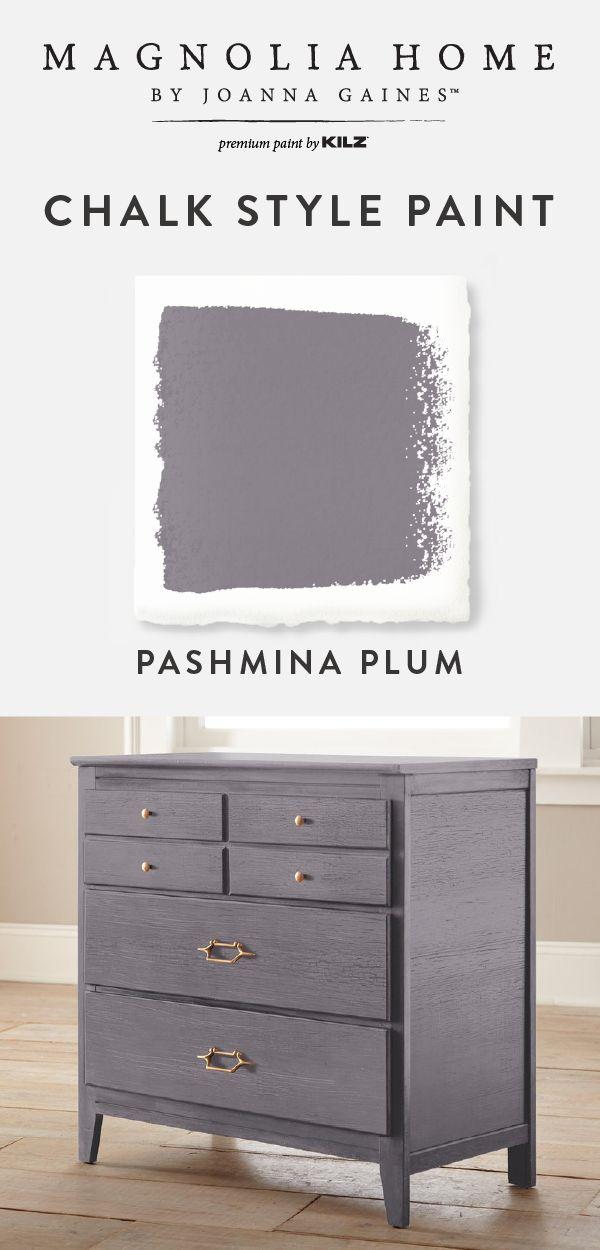 Plum Chalk Paint