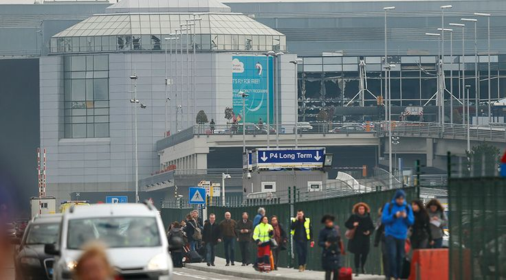 Attacks on Brussels Airport, Metro Kill at Least 30