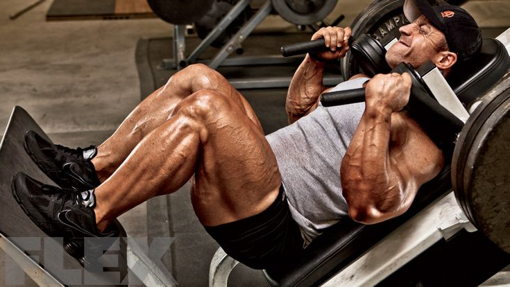 Legs are the most demanding body part to train, and that requires a very willing mind to push through your natural pain barrier. That's the harsh reality. With that covered, I've created a six-point plan to build a set of 3-D legs.  1. MULTIPLE REP RANGES  Inducing muscle hypertrophy as quickly as possible is best achieved via multiple rep ranges (low, moderate, and high).  2. ISOMETRIC CONTRACTIONS  The pause, combined with squeezing the muscle against the resistance, i