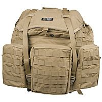 Redesigned version of the old issued mountain ruck. I've always liked the A.L.I.C.E pack over the ILBE or MOLLE packs this one is awesome.