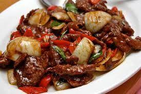 Resep Daging Sapi Lada Hitam Spesial | Resep Masakan