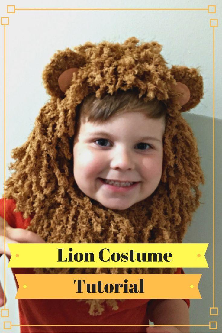 Best 25+ Diy lion costume ideas on Pinterest | Circus birthday ...