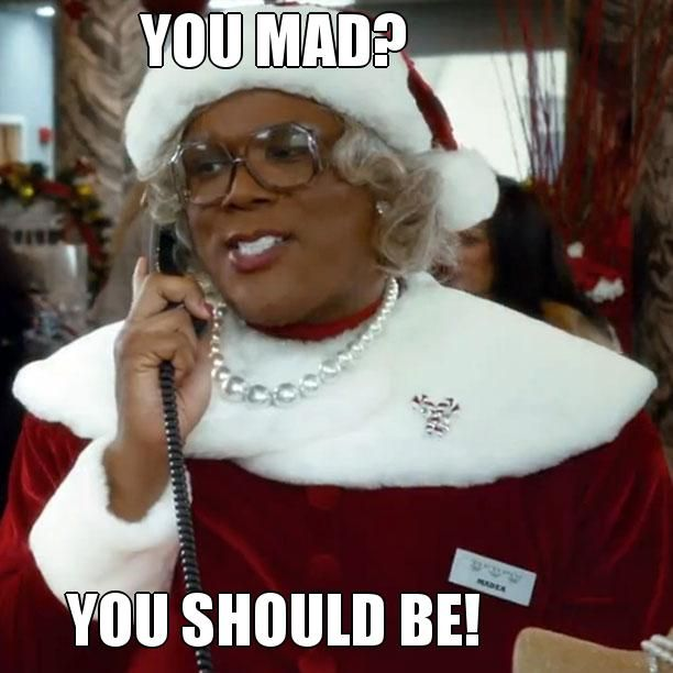 Say What Now Madea? Meme Gallery | HelloBeautiful
