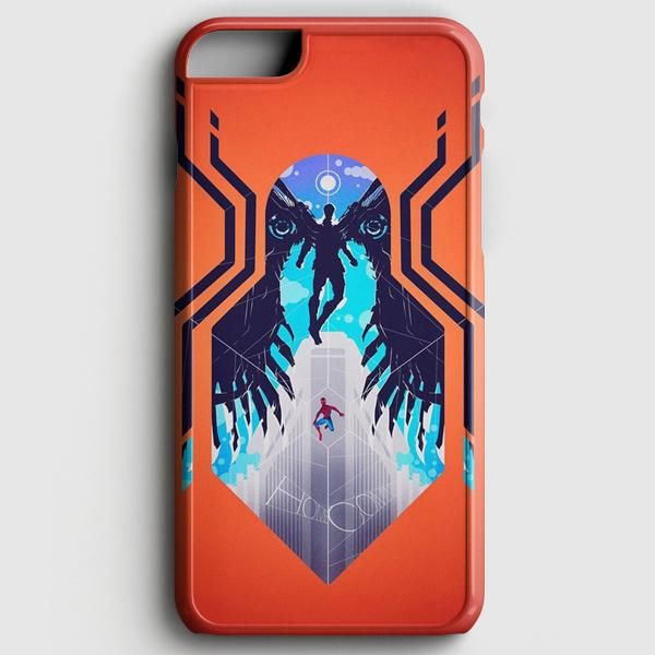 Spiderman Movie Illustration iPhone 8 Case | casescraft