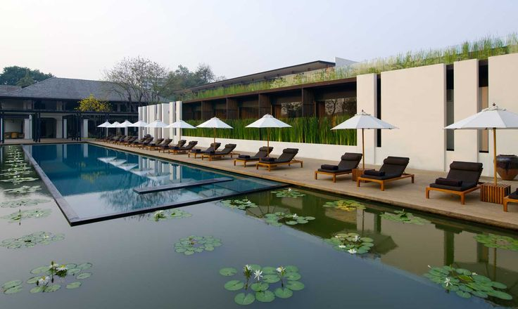 serene>> The Chedi | Luxury Hotel Chiang Mai | GHM Hotels