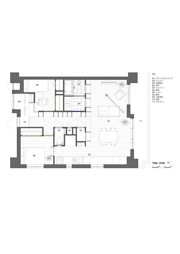 Plan After Renovation