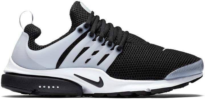 Nike Air Presto Mesh Black Grey In 2020 Sneakers Men Fashion Sneakers Mens Nike Shoes