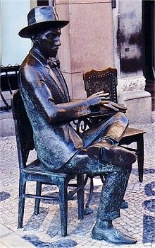 Chiado  Lisboa  Prtugal