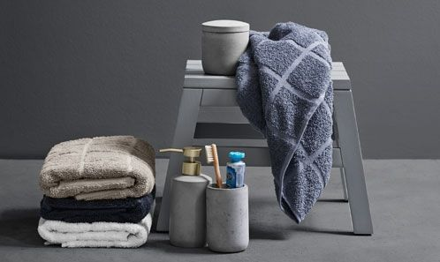Gray sand and blue #inspirationdk #collection