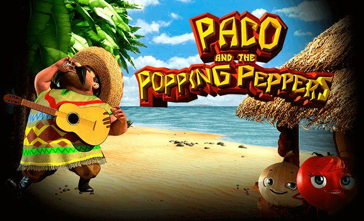 Das #Automatenspiel Paco and the Popping Peppers von #Betsoft ist echt außerordentlich und sehr interessant.  Bei diesem Casino Spiel können Sie hinreißende thematische Bonus-Spiele genießen und Frei Spiele aktivieren. Also habt Spass!