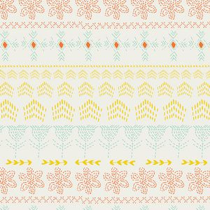 Leah Duncan - Tule - Embroidered By in Sun